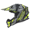 Cross-Helmet-Nox-N632-slash-Grey-Matt-Neon-Yellow-Choice-Size thumbnail 1