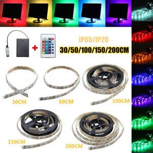 30 200m 5050 rgb tv hintergrundbeleuchtung led strip. Black Bedroom Furniture Sets. Home Design Ideas