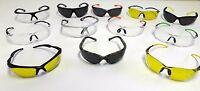 Safetyvu Indoor/outdoor Safety Glasses Polycarbonate Lens Meets Ansi Z871.1-2010