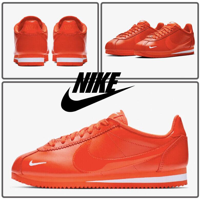 Nike Classic Cortez Premium scarpe's Wmns'Team arancia '(905616 802) Sz  6  migliori prezzi e stili più freschi