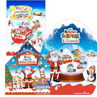 Magic Castle Christmas Advent Calendar fits Chocolate Orange /& Kinder Egg kids