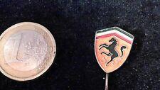 Ferrari Anstecknadel kein Pin Badge Stier Emblem alt edel rare