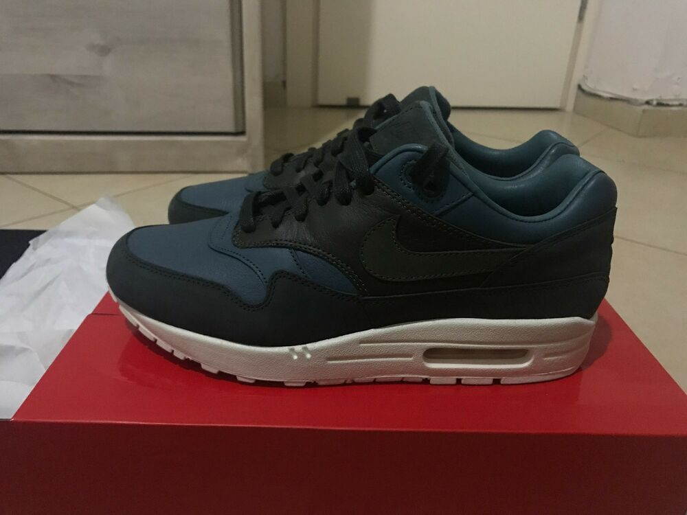 NIKE PINNACLE NIKELAB AIR MAX 1 PINNACLE NIKE ICED JADE SZ 9.5 146839