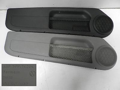 VW Lupo Türverkleidung links vorne in grau 6X3867133D