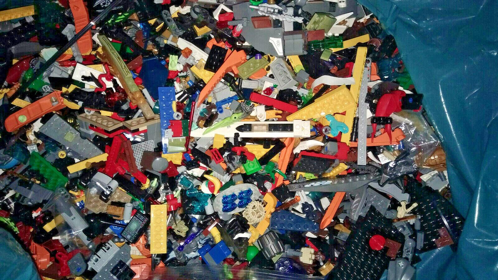 Lego NINJAGO TEKNISK Space Star Wars Lotto 6kg