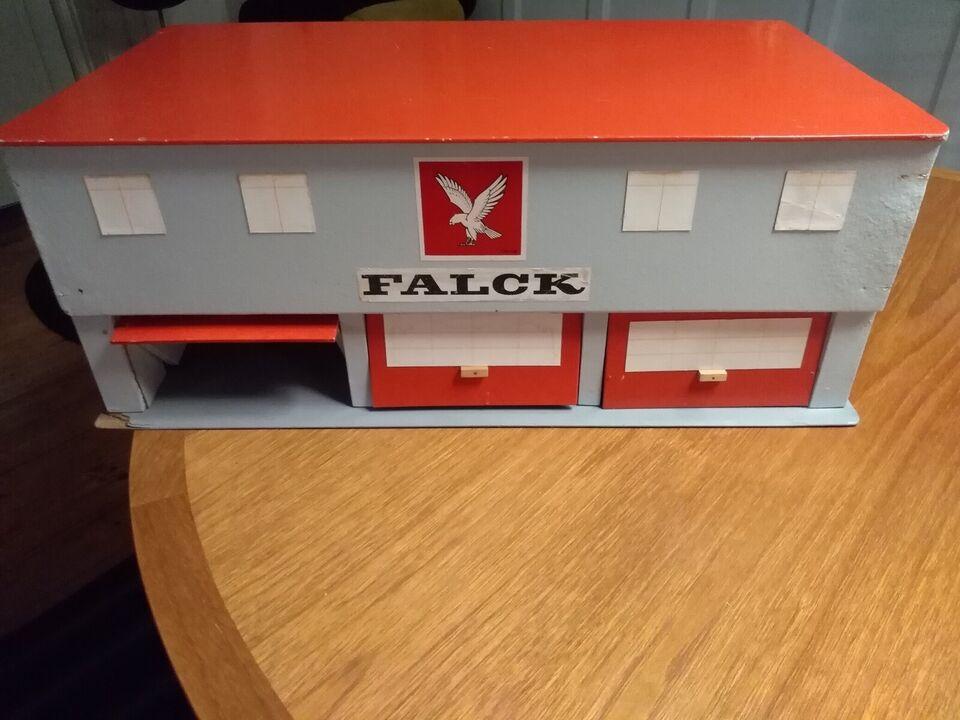 Andre samleobjekter, Falck station