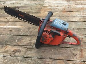 Details about Vintage Homelite Chainsaw XL Automatic #100453 Chainsaw