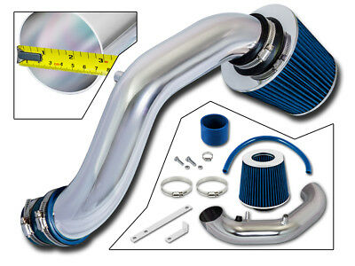 Filter BCP BLUE 01-05 IS300 IS 300 3.0L L6 Short Ram Air Intake Induction Kit
