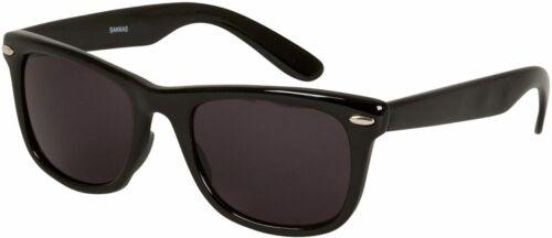Sakkas 1980/'s Fashion Sunglasses with Super Dark Lens High Quality Body and Lens