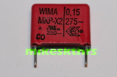 VISHAY F1774-415-3264 0,15µF 300V~ 150nF,uF,Kondensator,250V~,275V~ C82