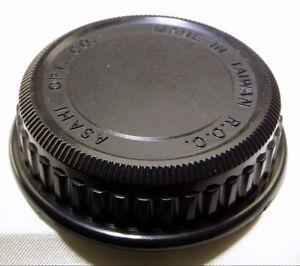 Pentax-Asahi-OPT-CO-Rear-Lens-Cap-twist-on-type-PK-K-KA-RK