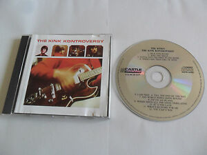 The Kinks  The Kink Kontroversy CD 1989 FRANCE Pressing - Harrow, Middlesex, United Kingdom - The Kinks  The Kink Kontroversy CD 1989 FRANCE Pressing - Harrow, Middlesex, United Kingdom