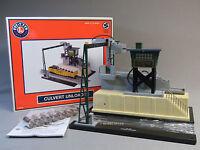 Lionel Command Controlled Culvert Unloader O Gauge Train Trackside 6-82030