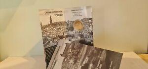 Coincard 2 Euros Commémorative Espagne 2021 Tolède BE Proof