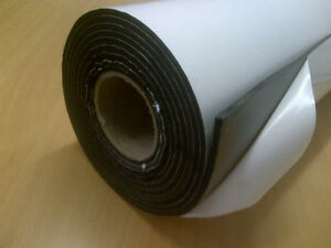 Neoprene-Foam-Sheet-Self-Adhesive-Sound-Proofing-Insulation-1m-x-900mm-x-3mm