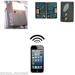 Iphone Remote Control Your Gliderol Glidermatic Roller
