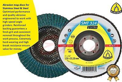 10pcs Premium FLAP DISCS 4 x 5//8 Zirconia 60 grit Sanding Wheel Angle Grinder tool