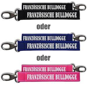 Neopren Schlüsselanhänger Schlüsselband Französische Bulldogge Hundeführer Hund Produkte Werden Ohne EinschräNkungen Verkauft