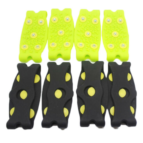 Anti Slip Crampon Snow Ice Climbing Spikes Gripper Cleats 5-Stud Shoes Cover