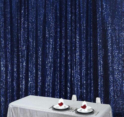 Sequin fond séance photo Background Mariage Rideau paillettes 3 x 6 m DECOR UK