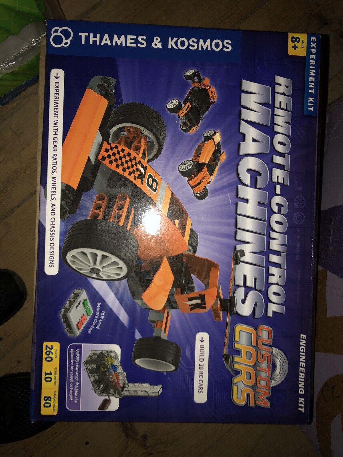 ofreciendo 100% Thames & Kosmos 620376 máquinas de control remoto    coches Personalizada Con Caja de engranajes  tienda en linea