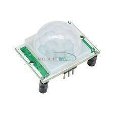 10pcs Hc Sr501 Ir Pyroelectric Infrared Pir Motion Sensor Detector Module Set