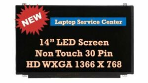 "New BOE Display 14.0/"" HD LCD LED Replacement Screen NT140WHM-N44 V8.0"