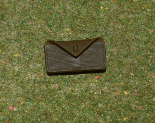 VINTAGE ACTION MAN 40th LOOSE GREEN MEDIC POUCH 1//6 SCALE