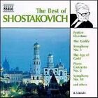 The Best of Shostakovich (CD, Sep-1997, Naxos (Distributor))
