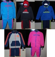 Adidas children hooded 2 piece active wear sets for boys and girls  54  price NWT d64864651