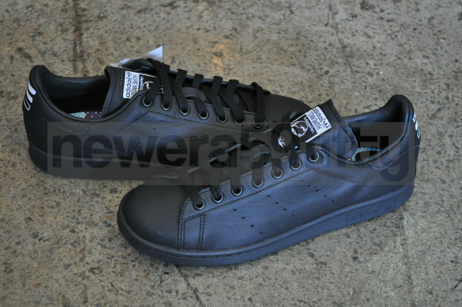 Adidas consorcio X Pharrell Smith Williams Stan Smith Pharrell 'sólido' - Negro 5a5c89