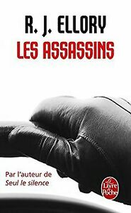 Les-Assassins-de-Ellory-R-J-Livre-etat-bon