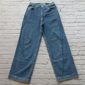 Vintage-90s-JNCO-Industries-Denim-Jeans-Made-in-USA-30-31-Baggy