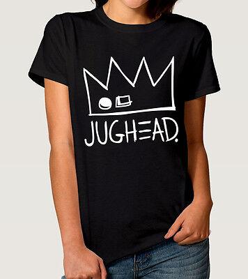 Sincere Riverdale Jughead Jones T-shirt Men's Women's Cotton Tee To Suit The PeopleS Convenience Tops Unisex Adult Clothing