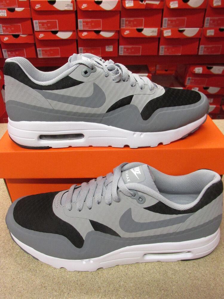 Nike air max 1 ultra essentiel homme fonctionnement baskets 819476 008 baskets chaussures-