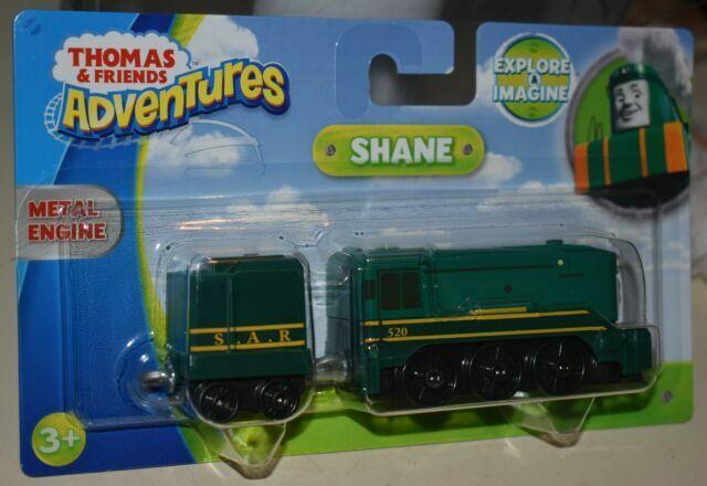 Fisher Price Thomas /& Friends Adventures Shane Die-Cast Metal