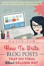 How to Start a Profitable Blog a Guide to Create Content That Rocks, Build...