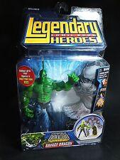 SAVAGE DRAGON Legendary Heroes Marvel Legends ToyBiz Action figure Pitt Comic
