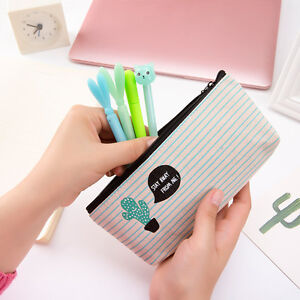 1Pc-Cute-Cactus-Pen-Pencil-Case-Makeup-Cosmetic-Bag-Organizer-Pouch-Storage-Bag