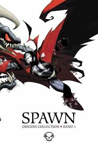 SPAWN-ORIGINS-COLLECTION-HC-deutsch-ab-1-PANINI-2013-2017-OVP