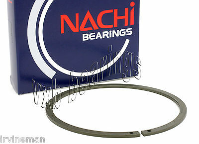 6012ZZENR Nachi Shielded C3 Snap Ring Japan 60mm x 95mm x 18mm Ball Bearings