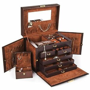 Old Fashioned Jewelry Chest