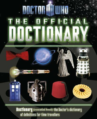 1 of 1 - Doctor Who: Doctionary by Various 1405908963 The Cheap Fast Free Post