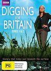 Digging For Britain : Series 1-2 (DVD, 2015, 4-Disc Set)