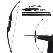 """Right Hand 68/"""" 26 Lbs Armex Saxon Archery Recurve BOW ONLY Youth//Adult"""