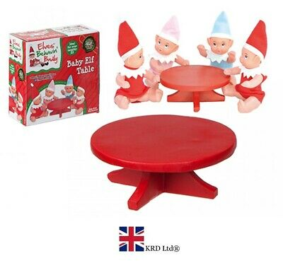 Christmas Accessory Toy Stocking Filler Christmas ELF BABY PARTY Table