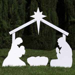 Outdoor-Nativity-Store-Holy-Family-Outdoor-Nativity-Set-White