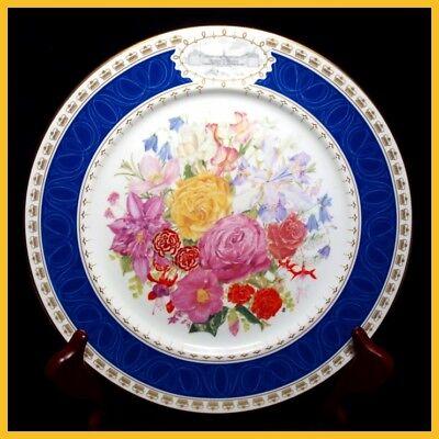 RHS Chelsea Flower Show 1993 Chelsea Coronation Bouquet
