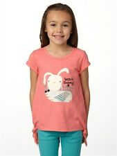Roxy Kids Sz 5 Shirts Tops Bloomfield Pink Bunny