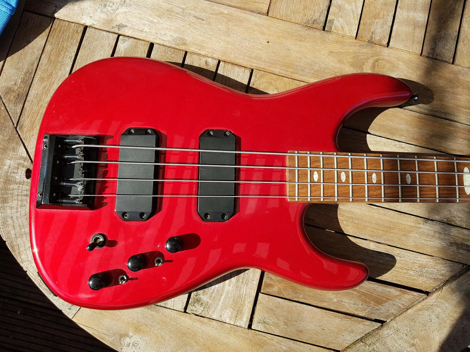 Westone Spectrum Series II Aktiv E Bass SPB311 Neuwertig Matsumoku